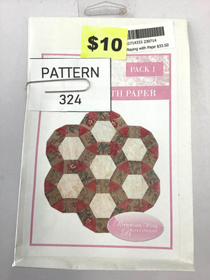Pattern 324 - Papers Included
