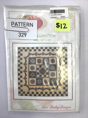 Pattern 329 - Papers Included