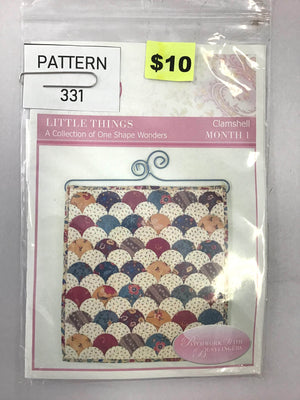 Pattern 331 - Papers Included