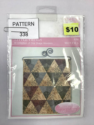 Pattern 338 - Papers Included