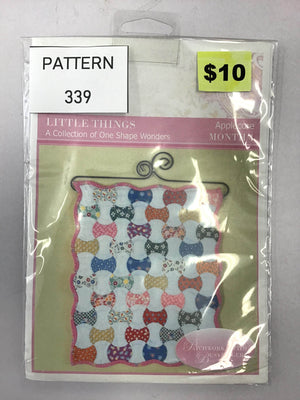 Pattern 339 - Papers Included