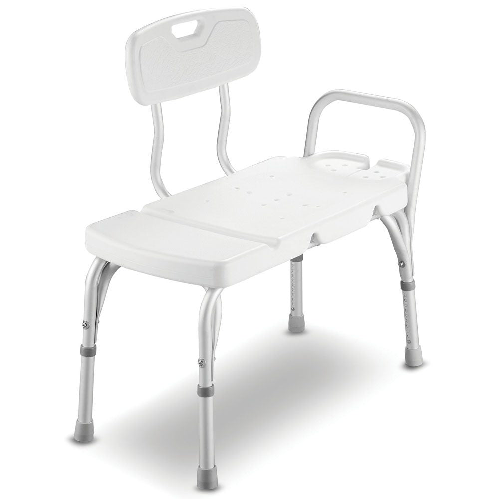 Care Quip Plastic Transfer Bench