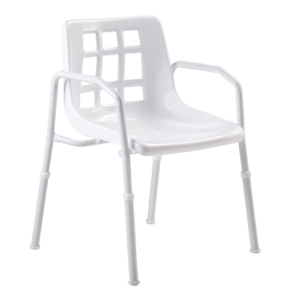 Care Quip Back to Basics Shower Chair