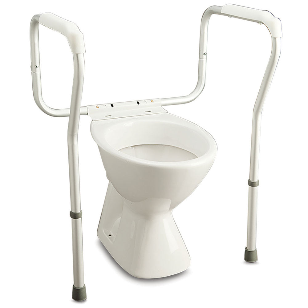 Care Quip Supporting Toilet Safety Arms