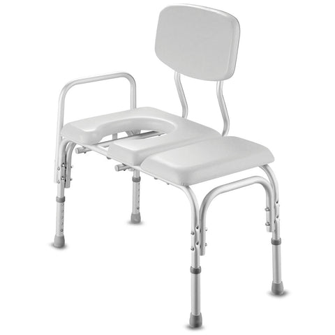 Care Quip Open Front Seat Transfer Bench