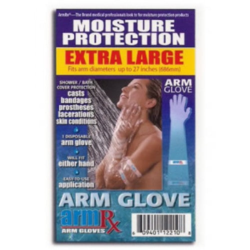ArmRx Bariatric Sized Arm And Leg Water Protection Sleeves