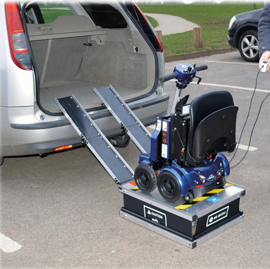 iLiving Sprint 3 Portable Mobility Scooter & Lifter