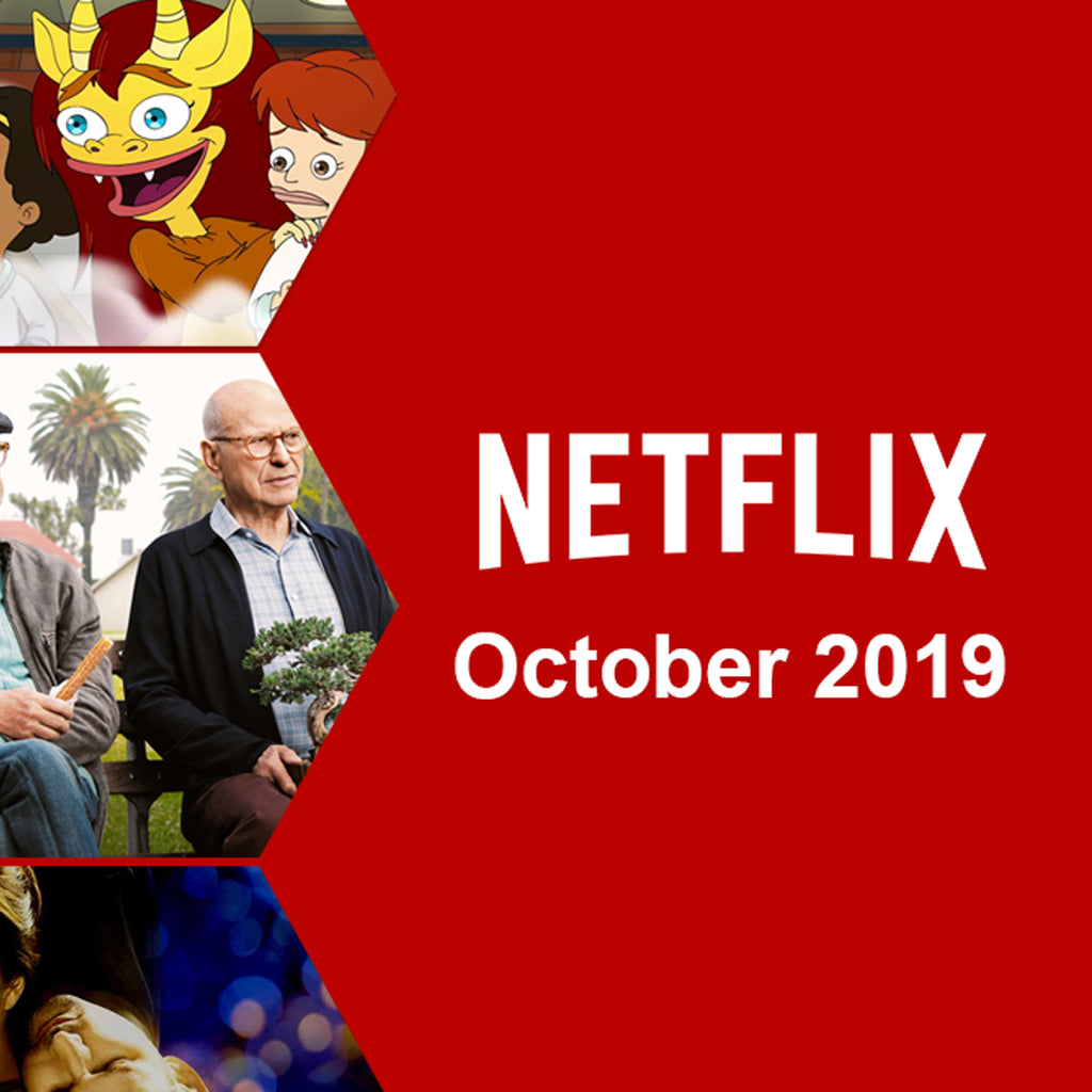 The Netflix Releases To Watch This October 2019