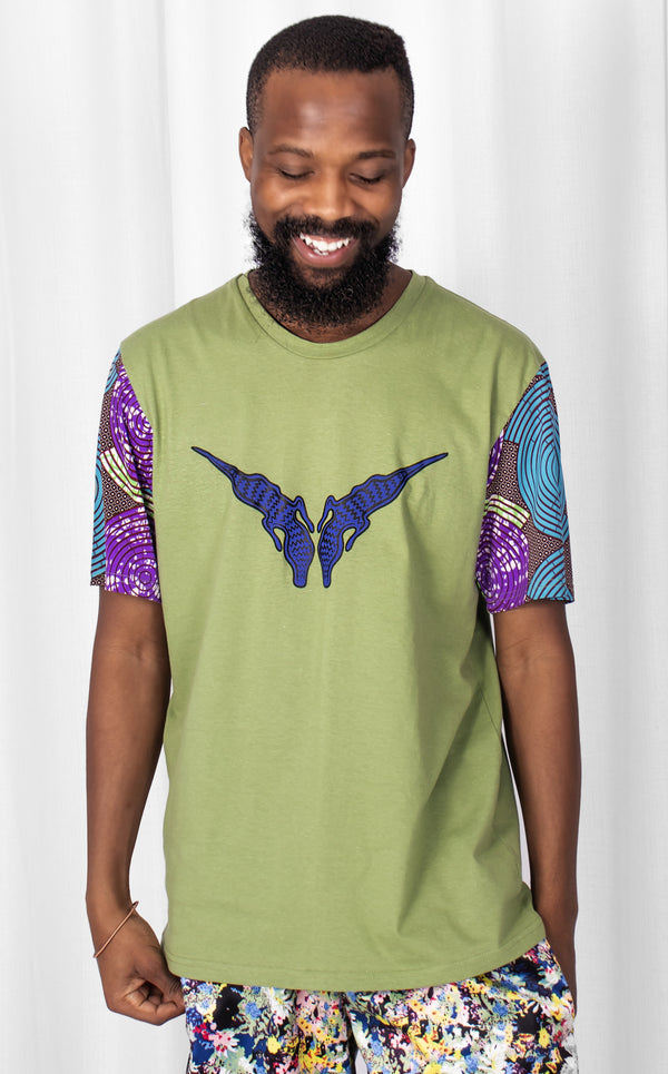 Venda Crocodile Tee