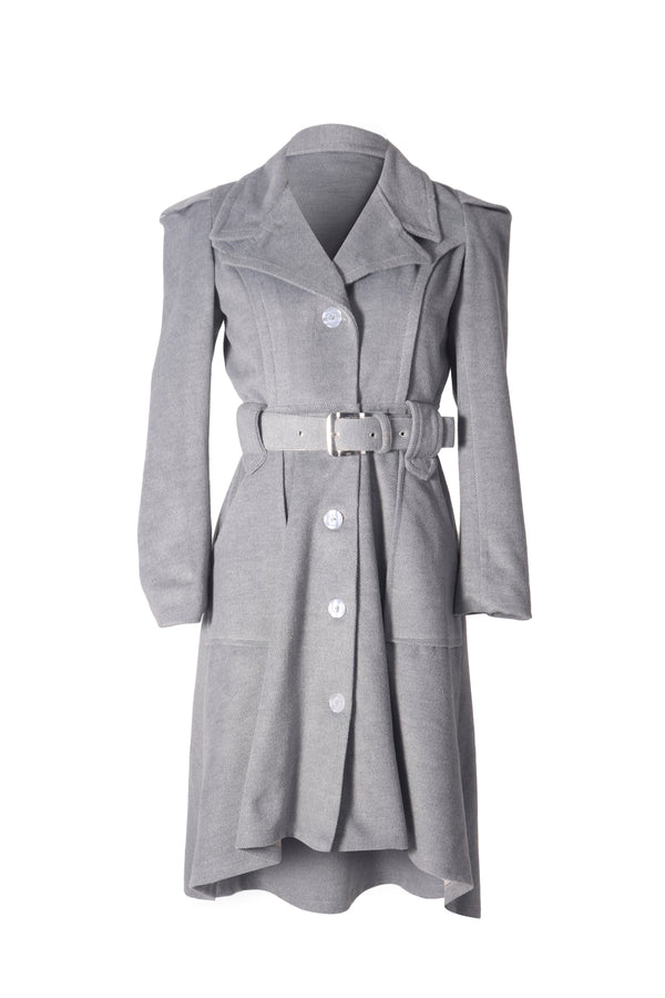 Grey Princess Coat