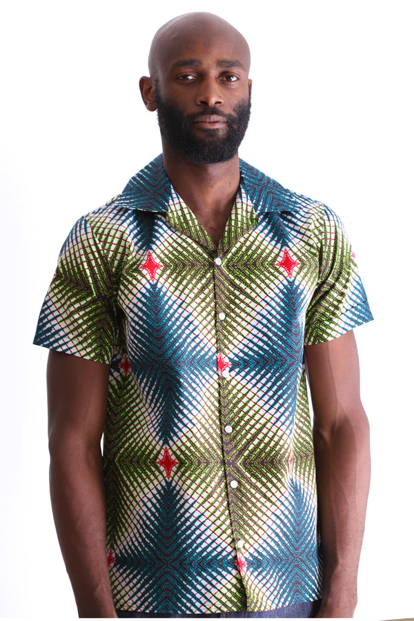 Short Sleeve Resort Shirt