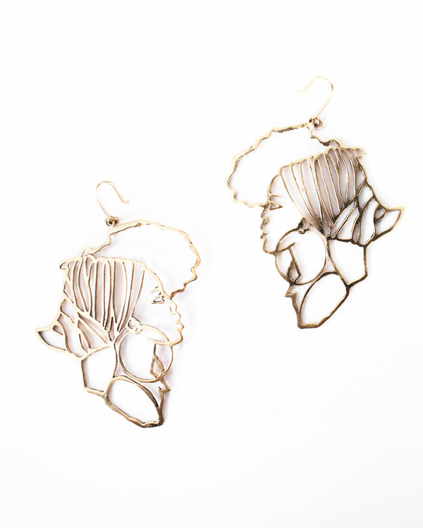 Tshitshi Lami Earrings