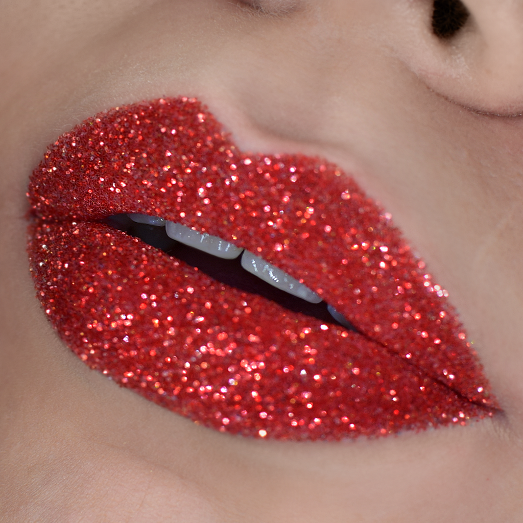 Too Thrill Glitter Lip Kit