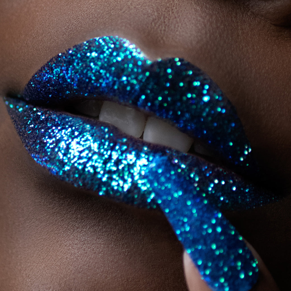Atlantis Chrome Glitter Lip Kit