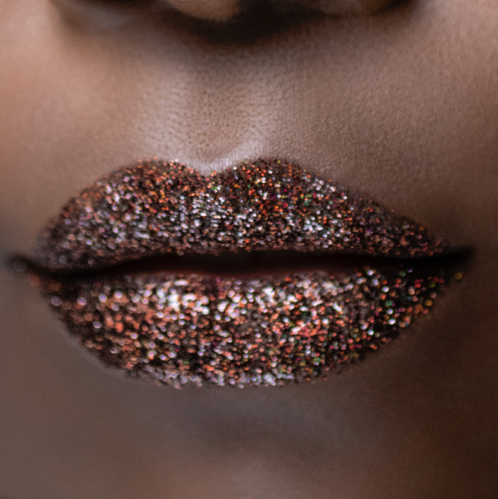 It's Cocoa Glitter Lip Kit (w) Lip Liner
