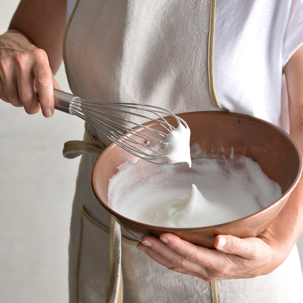 How to Whisk Egg Whites