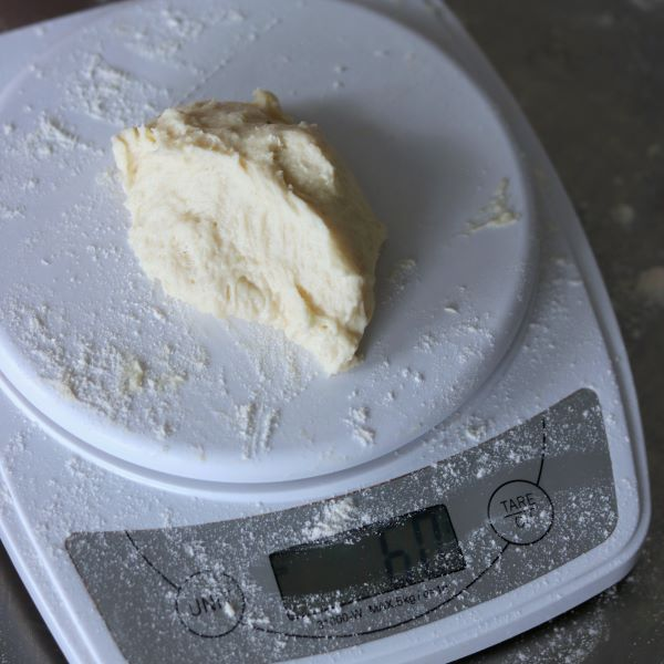 Weigh your Dough