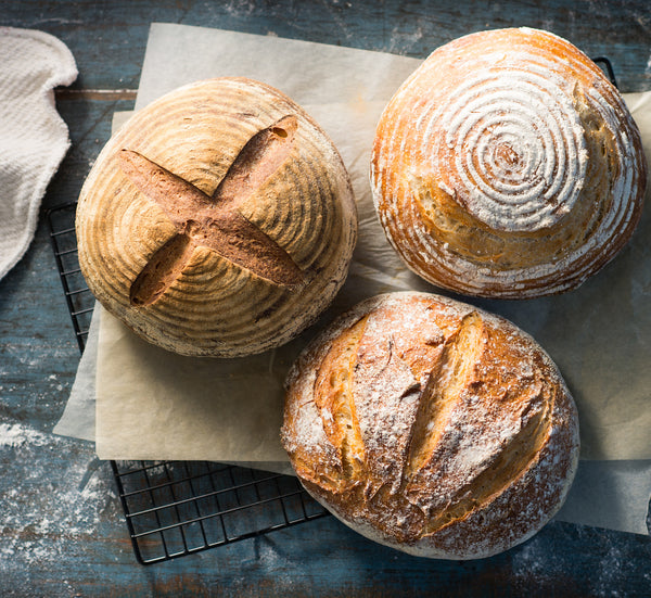 Tips & tricks on making your own sourdough bread