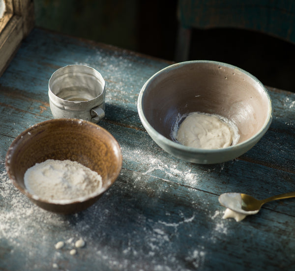 How to feed, maintain, store and use your sourdough starter