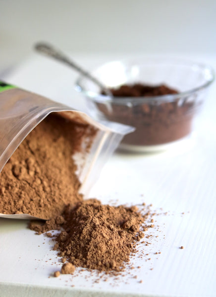 Cacao powder vs Cocoa powder