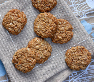 Recipe Feature: Anzac Biscuits
