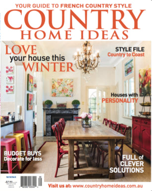 Recipe Feature & Review: Country Home Ideas