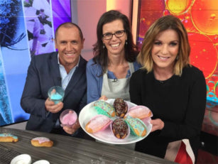 Live Demo: The Morning Show (Channel 7)