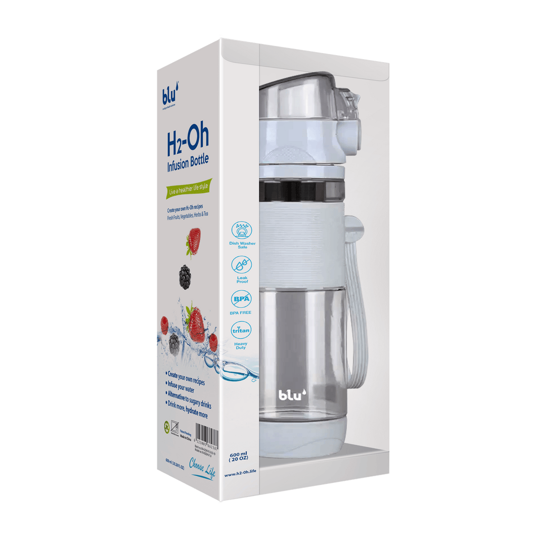 H2-Oh Infusion Bottle Box Product Image