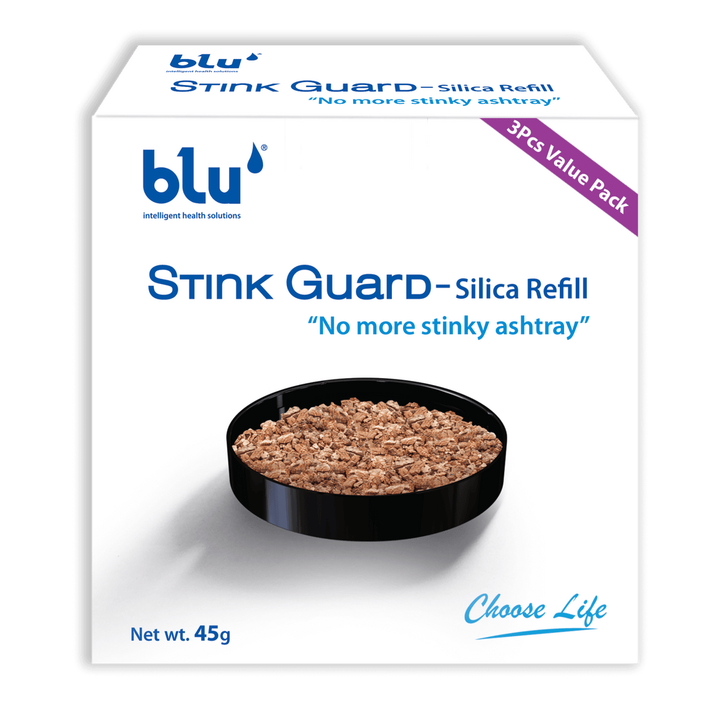 Stink Guard Refill Silica (3-Piece Value Pack)