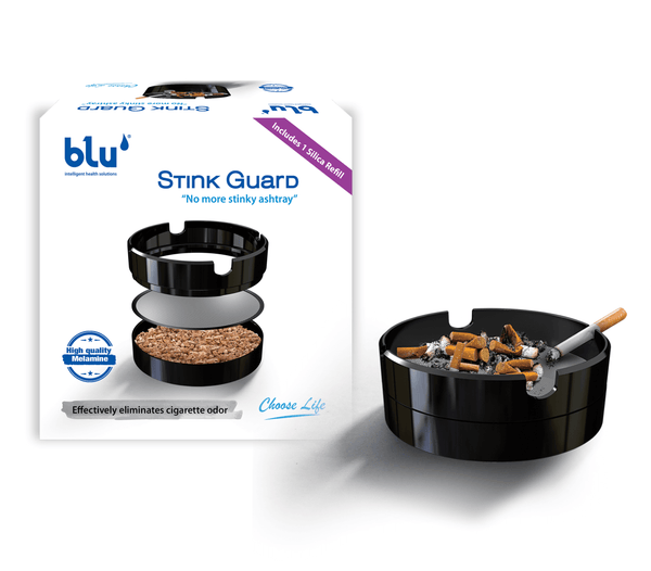 Stink Guard Odor Prevention Ashtray