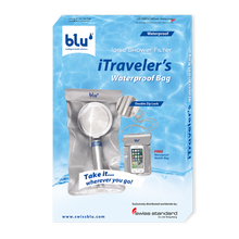 Load image into Gallery viewer, i-Traveler's Waterproof Ziplock Bag - For ISF Handheld