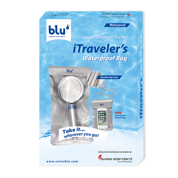i-Traveler's Waterproof Ziplock Bag - For ISF Handheld