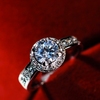 Image of Royal Zircon December Birthstone Ring