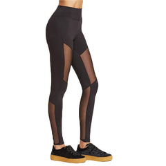 High Waisted Clean Cutout Leggings