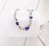 Image of Tanzanite December Birthstone Bracelet