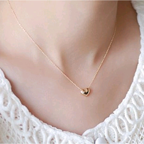 Elegant Sweet Heart Necklace