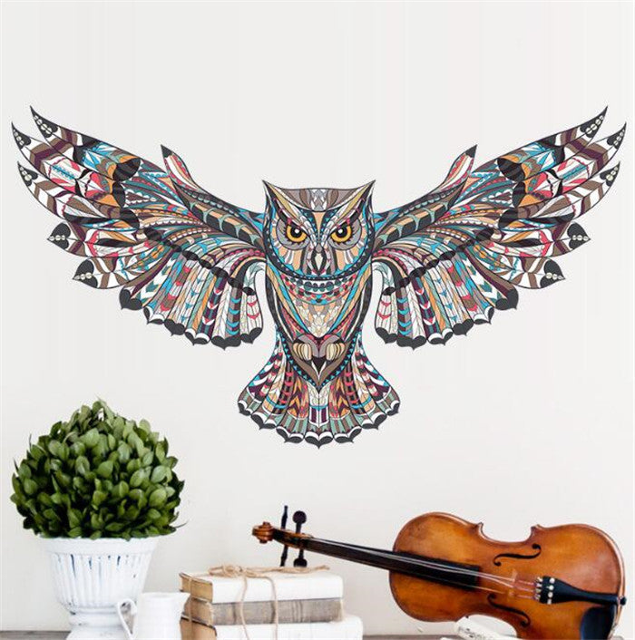 Exceptionnel Home Decor Owl Wall Art ...