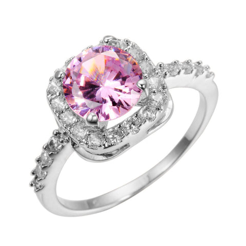 Alexandrite June Birthstone Ring