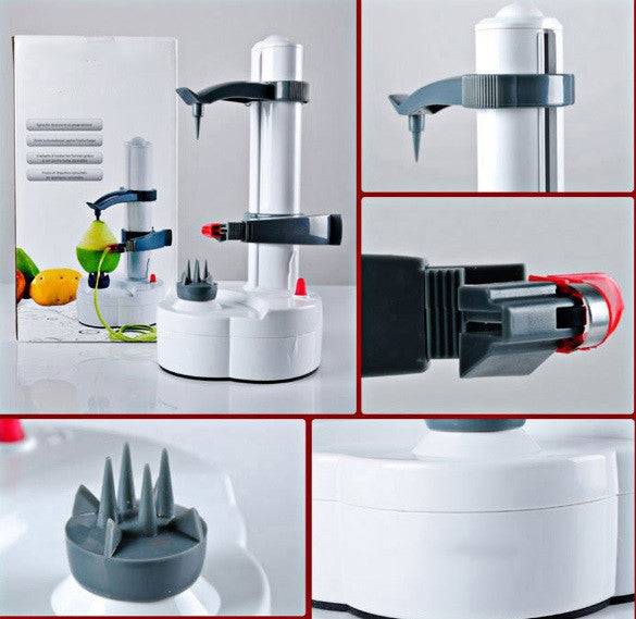 Electric Stainless Steel Fruit And Vegetable Peeler