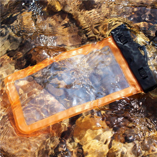 Sealed Waterproof Case For All Phones