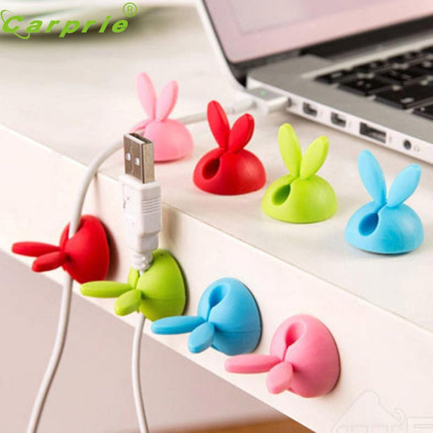 Rabbit Shaped Cable Wire Organizer