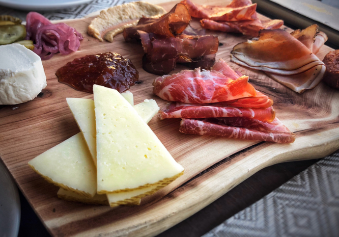 Sharecuterie Big Board