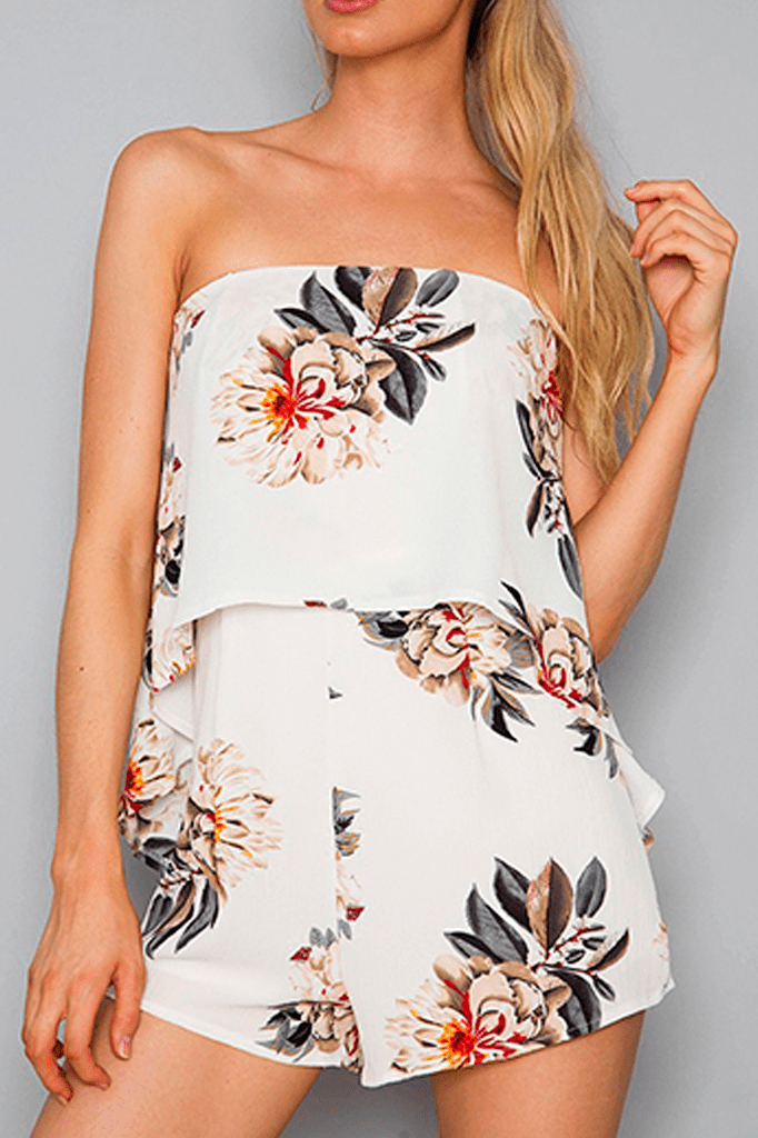 Summer Breeze Playsuit