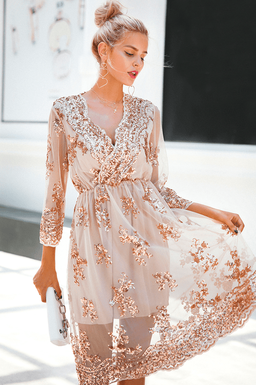Cannes Midi Dress