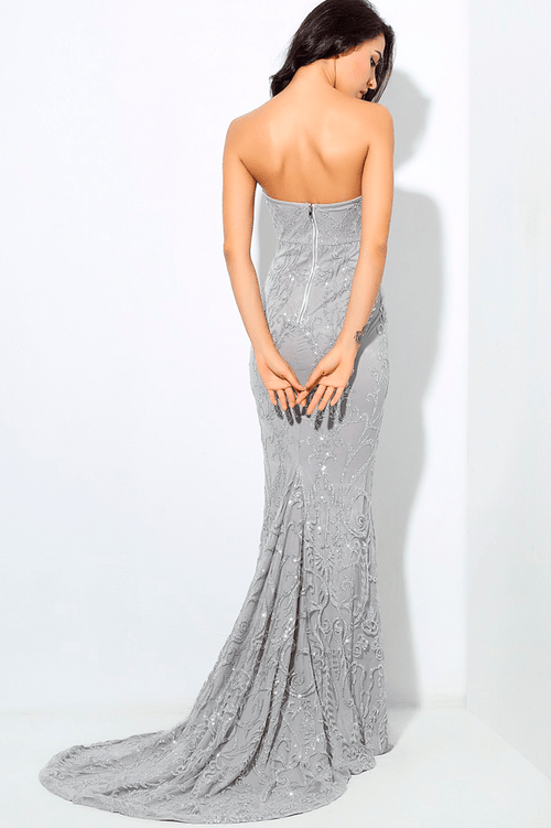 Shayla Exclusive Maxi Dress
