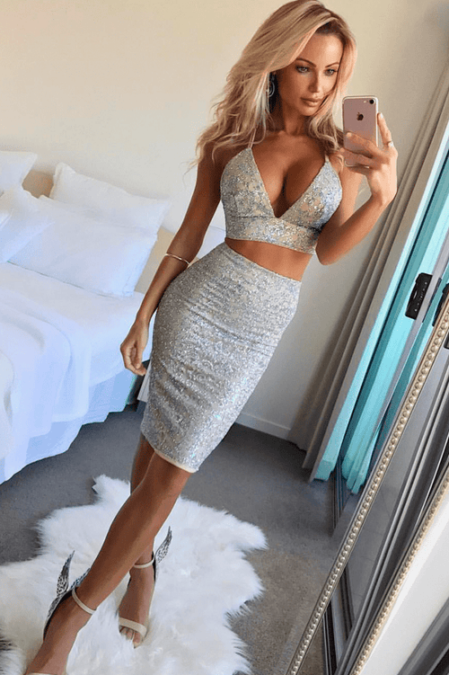 Lenora Two Piece Set
