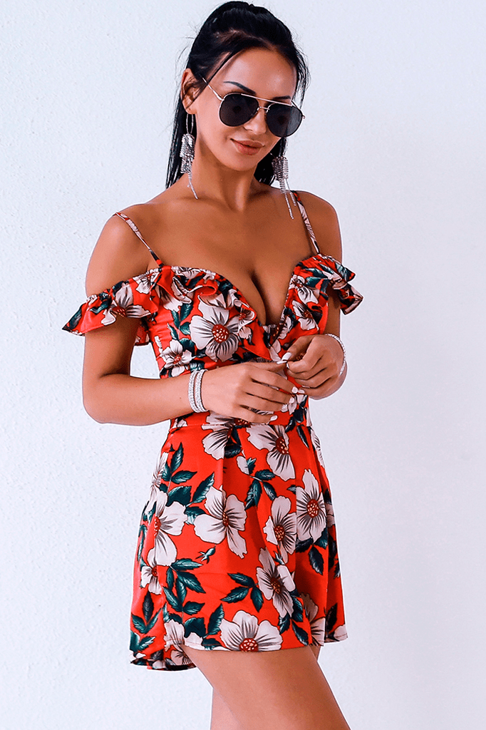 Zena Playsuit
