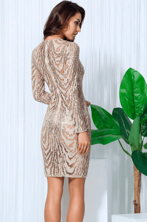 Wilcox Sequin Dress