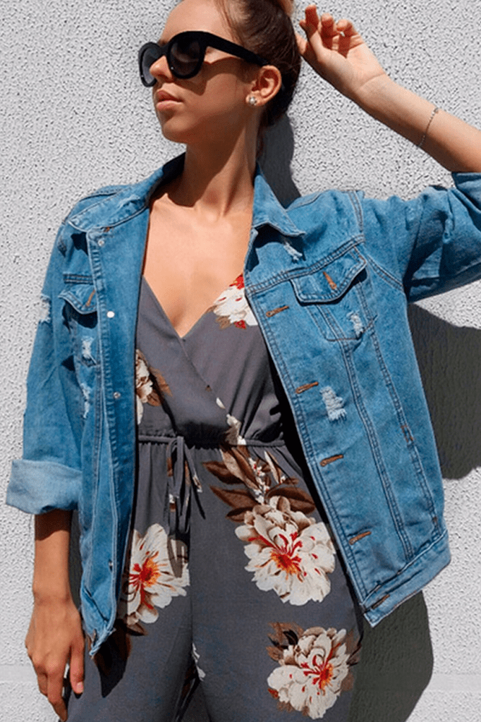 Daze Denim Jacket
