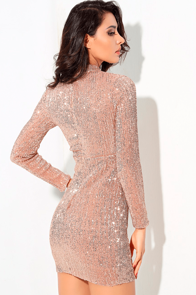 Sophie Sequin Dress